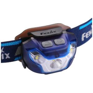 Fenix HL26R LED USB Rechargeable 450 Lumens Head Torch - Blue