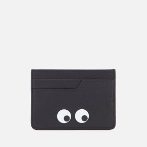 Anya Hindmarch Women's Eyes Card Case - Black