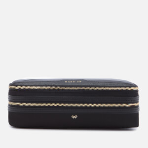 Anya Hindmarch Women's Nylon Make Up Bag - Black