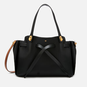 Anya Hindmarch Women's Shoelace Tote Bag - Black