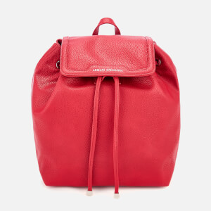 Armani Exchange Women's Backpack - Royal Red