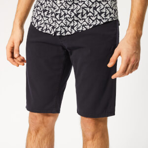 Emporio Armani Men's 5 Pocket Bermuda Shorts - Blue Navy