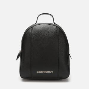 Emporio Armani Women's Back Pack - Nero