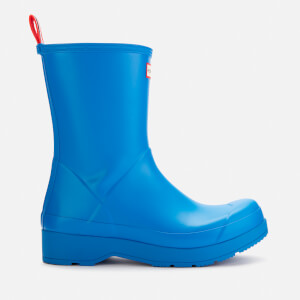Hunter Men's Original Play Short Boots - Bucket Blue