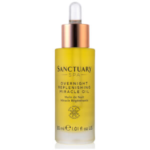 Óleo Milagroso Overnight Replenishing da Sanctuary Spa 30 ml
