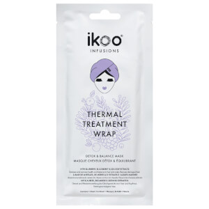 Ikoo Thermal Treatment Wrap – Detox & Balance Mask