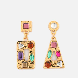 RIXO Women's Gia Earrings - Gold