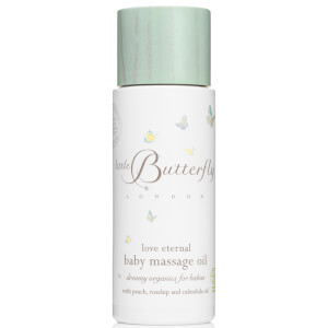 Little Butterfly London Love Eternal Baby Massage Oil 50ml