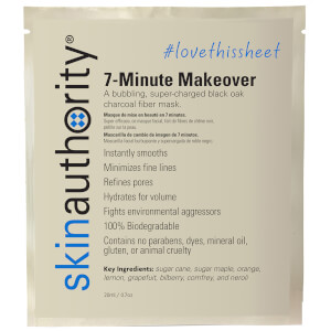 Skin Authority 7-Minute Makeover Mask (Free Gift)