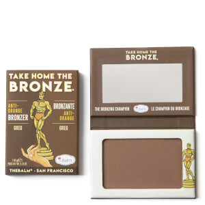 theBalm Take Home the Bronze - Greg (Dark) 7.08g