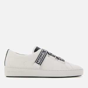 MICHAEL MICHAEL KORS Women's Casey Cupsole Trainers - Optic/Admiral