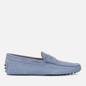 Tod's Men's New Gommino Loafers - Stone Washed