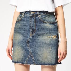 Victoria, Victoria Beckham Women's Cali Skirt - Ocean