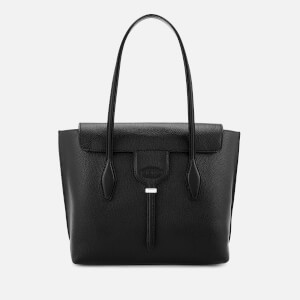 Tod's Women's Medium Handle Tote Bag - Black