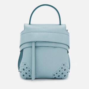 Tod's Women's Mini Gommini Backpack - Light Blue