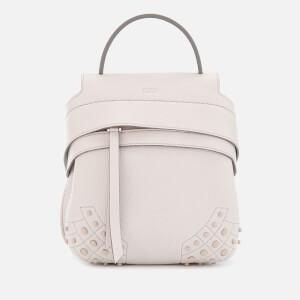 Tod's Women's Mini Gommini Backpack - Grey