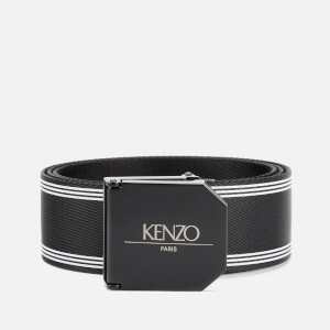 KENZO Men's Sport Belt - Black