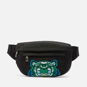 KENZO Men's Kanvas Tiger Bum Bag - Black