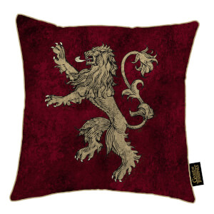 Game of Thrones Cushion - Lannister