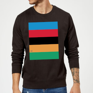 Summit Finish World Champion Stripes Sweatshirt - Black