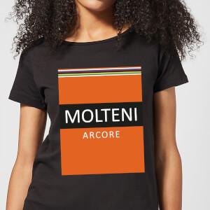 Summit Finish Molteni Women's T-Shirt - Black