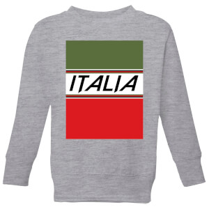 Summit Finish Italia Kids' Sweatshirt - Grey