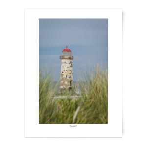 Thunderbolt Photography Talacre Lighthouse Art Print