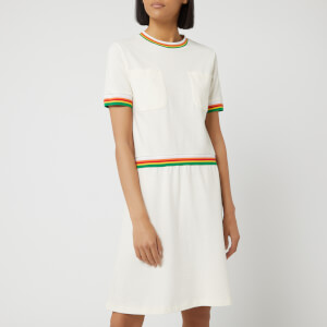 A.P.C. Women's Re Dress - Ecru