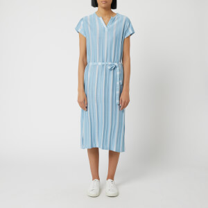 A.P.C. Women's Djinda Dress - Blue