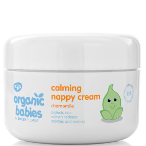 Green People Calming Nappy Cream 50ml