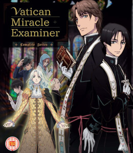 Vatican Miracle Examiner Collection