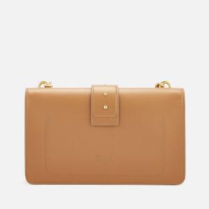 Pinko Women's Love Simply Shoulder Bag - Tan: Image 2