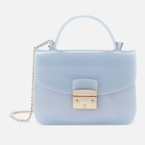 Furla Women's Candy Meringa Mini Cross Body Bag - Blue