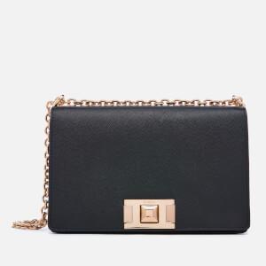 Furla Women's Mimi's Cross Body Bag - Black