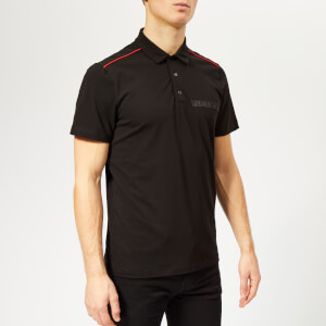 Plein Sport Men's Statement Polo Shirt - Black