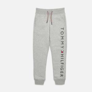 Tommy Hilfiger Boys' Essential Tommy Sweatpants - Grey Heather