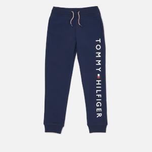 Tommy Hilfiger Boys' Essential Tommy Sweatpants - Black Iris