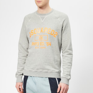 Dsquared2 Men's Raglan Sweatshirt - Grey