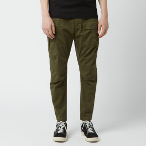 Dsquared2 Men's Cargo Pants - Military Green