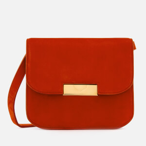 Victoria Beckham Women's Eva Cross Body Bag - Red
