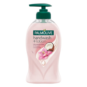 Palmolive Handwash + Lotion Orchid and Coconut Milk