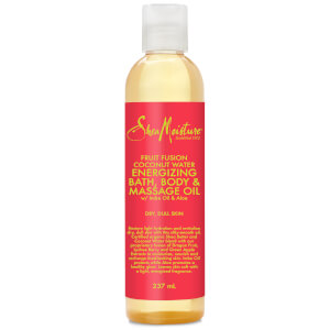 Shea Moisture Fruit Fusion Energizing Bath, Body & Massage Oil 237 ml