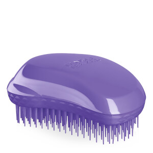 Tangle Teezer Thick and Curly Detangling Hair Brush - Lilac Fondant: Image 10