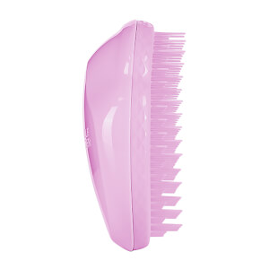 Tangle Teezer Fine and Fragile Detangling Hair Brush - Pink Dawn: Image 3