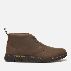 Dr. Martens Men's Backline Mid Leather Chukka Boots - Dark Brown