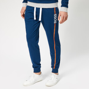 BOSS Men's Authentic Jersey/Brushed Sweatpants - Bright Blue