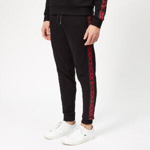 HUGO Men's Daky Jersey Trousers - Black
