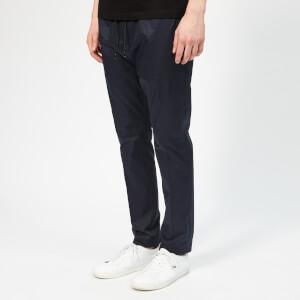 HUGO Men's Zander192 Trousers - Dark Blue
