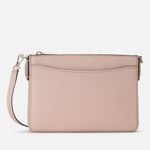 Kate Spade New York Women's Margaux Medium Convertible Cross Body Bag - Pale Vellum