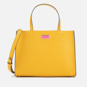 Kate Spade New York Women's Sam Medium Satchel - Vibrant Canary